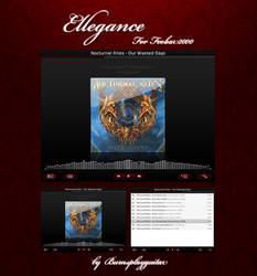 Ellegance Foobar by burnsplayguitar