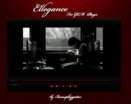 Ellegance GOM Player by burnsplayguitar
