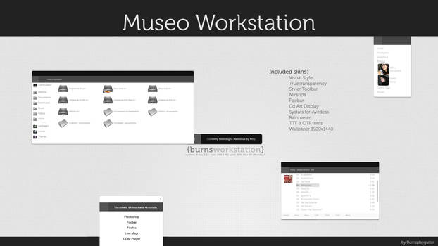 MuseoWorkstation