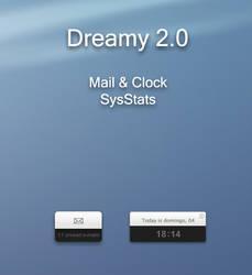 Dreamy 2.0 Widgets by burnsplayguitar