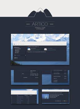 Artico Win7 by burnsplayguitar