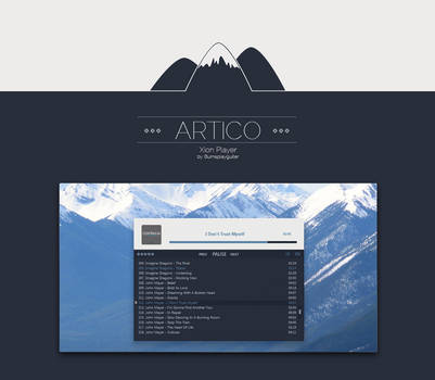 Artico Xion Player by burnsplayguitar