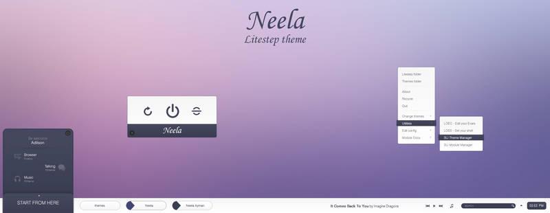NEELA Litestep by burnsplayguitar