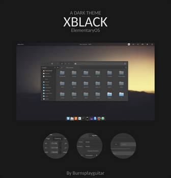 xBlack by burnsplayguitar