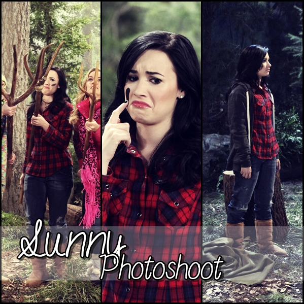 Demi Lovato 2012 Photoshoot