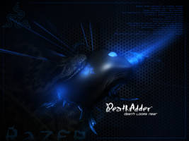 Razer Death Adder by thekellz