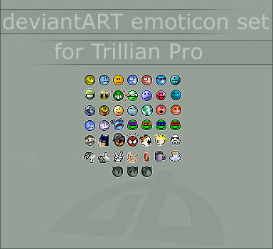 DA Emote Set: UPDATE by devart-critic