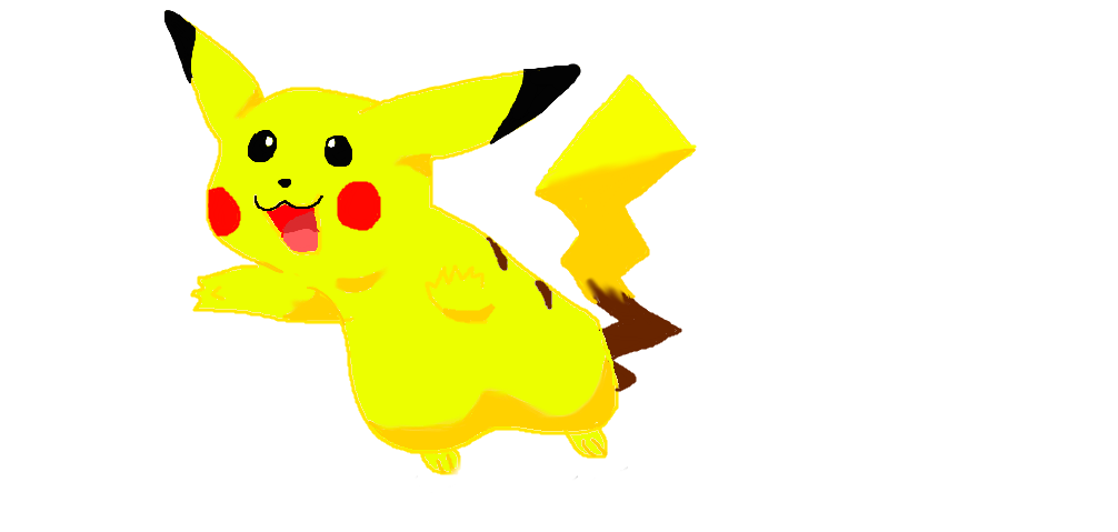 Pika Pika by Wolf--Prime
