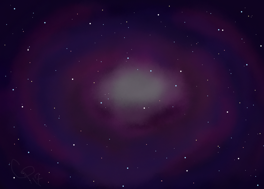 Galaxy 2.0 by Wolf--Prime