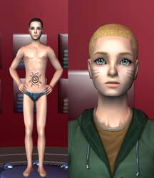 The Sims 2 - Naruko skintone Download request by Cinzia-chan