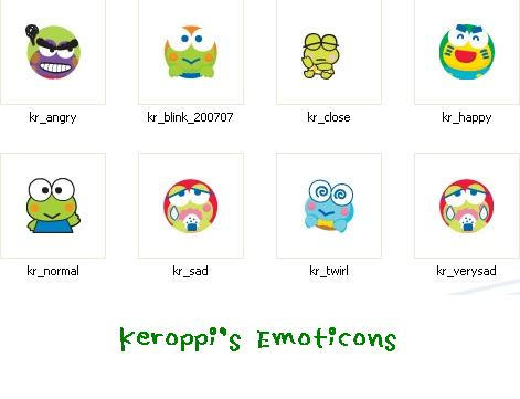 keroppi wallpaper. Keroppi#39;s emoticons by