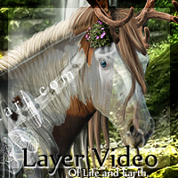 Layer Video - Of Life and Earth, by Sarahroo