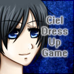 Ciel Phantomhive Dress Up Game