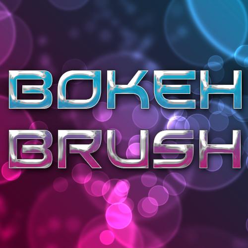 BOKEH BRUSH by estebanarbilla