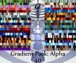 Gradient Pack: Alpha