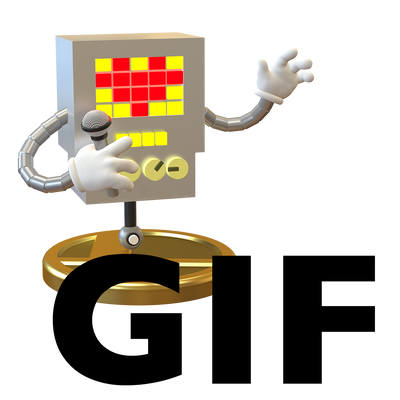 Mettaton Trophy Smashified Turn around.