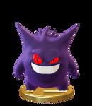 Gengar Smashified Trophy GIF