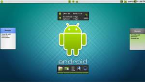 Android v1.0 for Rainmeter