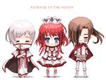 Revenge of the Queen