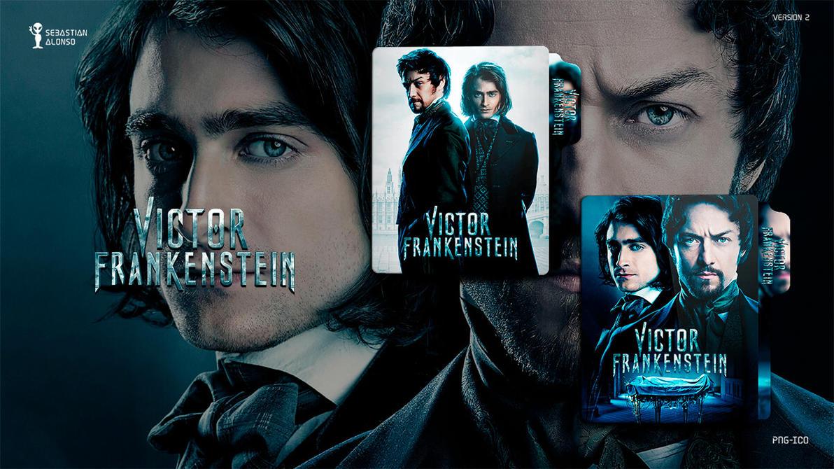 Victor Frankenstein (2015) Folder Icon #2 by sebasmgsse