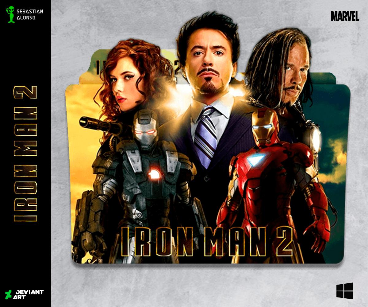 Iron Man 2 2010 By Sebasmgsse On Deviantart