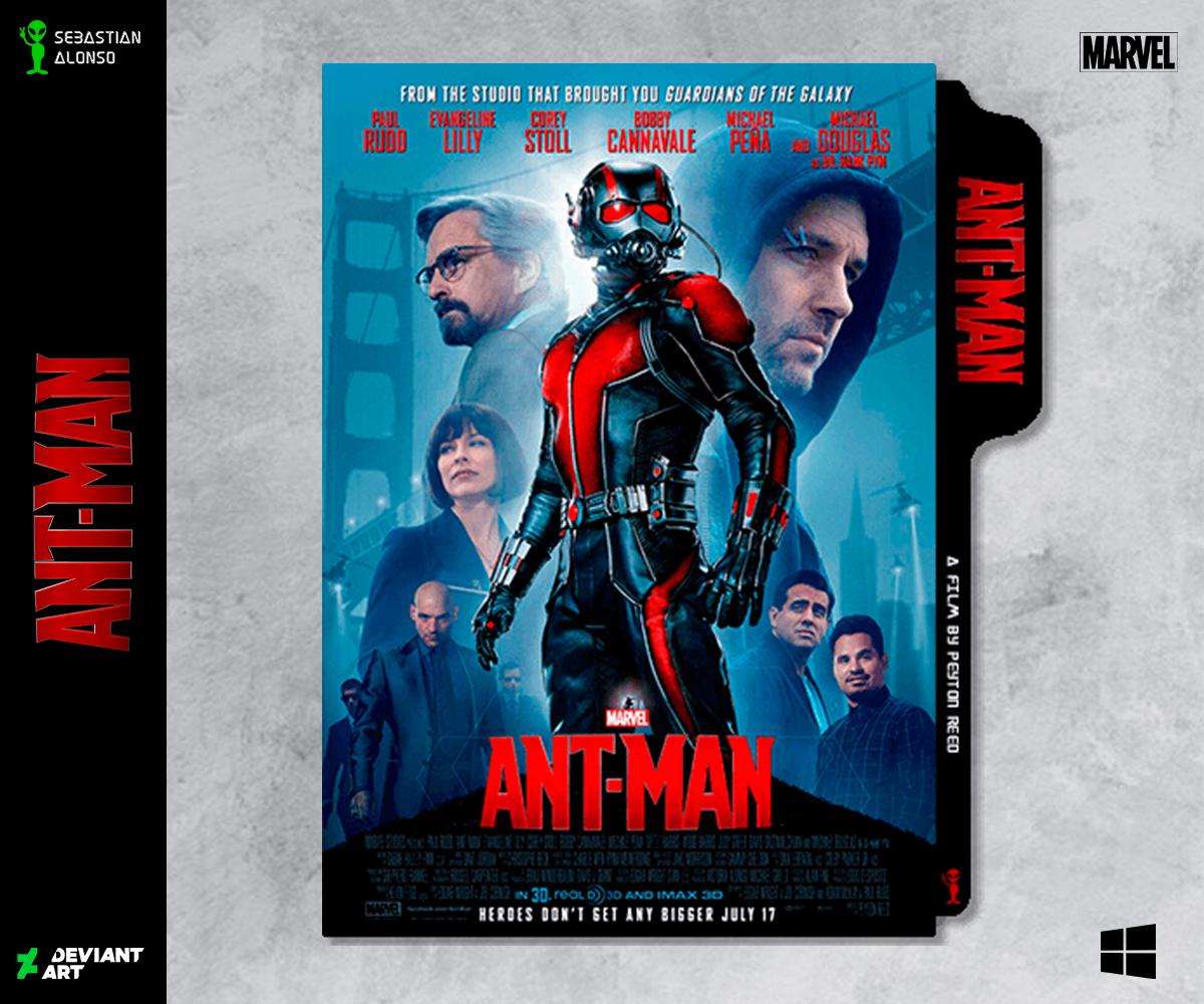 Ant Man 2015 By Sebasmgsse On Deviantart