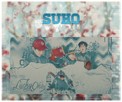 [160618 PSD] Kim Joon Myun Suho#Lucky One @EXO by SuzyKimJaeXi