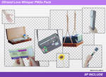 [SHARE PNGs]  #Love Whisper Pngs Pack @GFriend