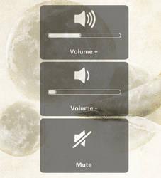 Volume HUD by jbainbrid