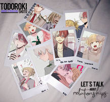 Polaroid Template Relationships.