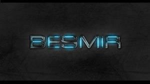 Besmir Text PSD