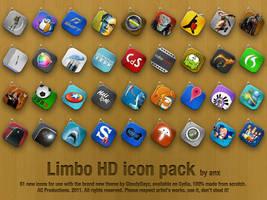 Limbo HD Icon Pack 01