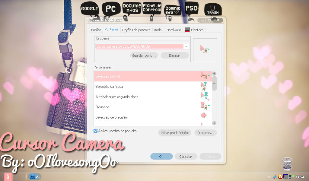 Cursor Camera by oOILOVESONGOo