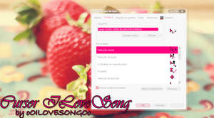 Cursor I LOVE SONG