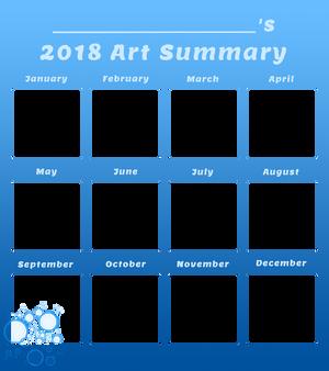 2018 Art Summary
