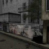 [Silent Hill 2] Wall by shprops4xnalara