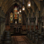 [Silent Hill 3] Cathedral