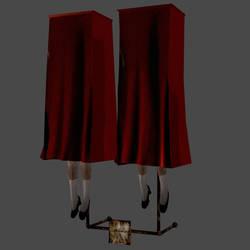 [Silent Hill 3] Legs