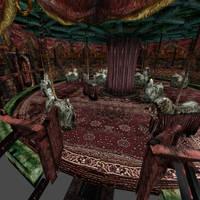 [Silent Hill 3] Carrousel by shprops4xnalara