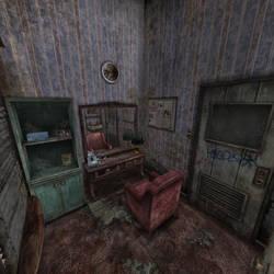 [Silent Hill 2] Heaven's Night room