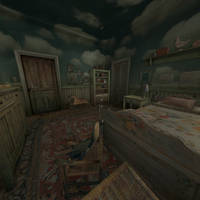 [Silent Hill 2] Child's room by shprops4xnalara