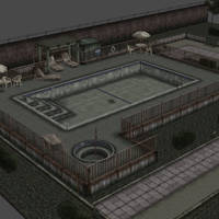 [Silent Hill 2] Pool by shprops4xnalara