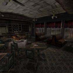 [Silent Hill 3] Diner by shprops4xnalara