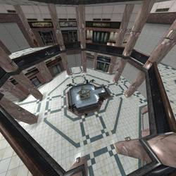 [Silent Hill 3] Mall hall by shprops4xnalara