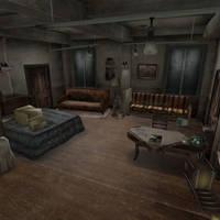 [Silent Hill 3] Hilltop Echo by shprops4xnalara