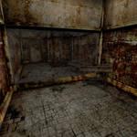 [Silent Hill 3] Hospital mirror room by shprops4xnalara