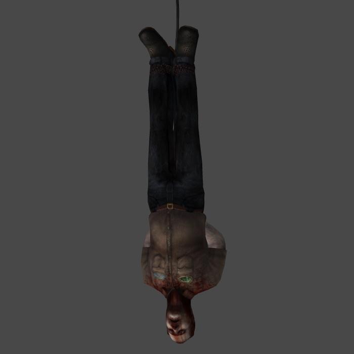 [Silent Hill 3] Danny (himself) by shprops4xnalara