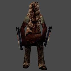 [Silent Hill 3] Missionary ORIGINAL BONES by shprops4xnalara