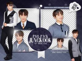 Jungkook (BTS) PNG Pack #001 by ggukiess