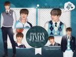 Jimin (BTS) PNG Pack #001